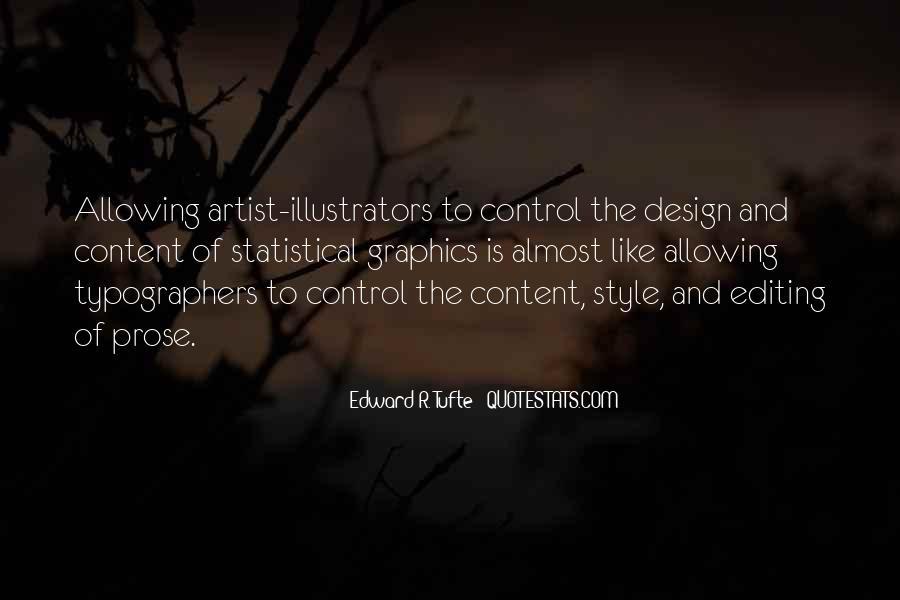 Design And Content Quotes #1084223