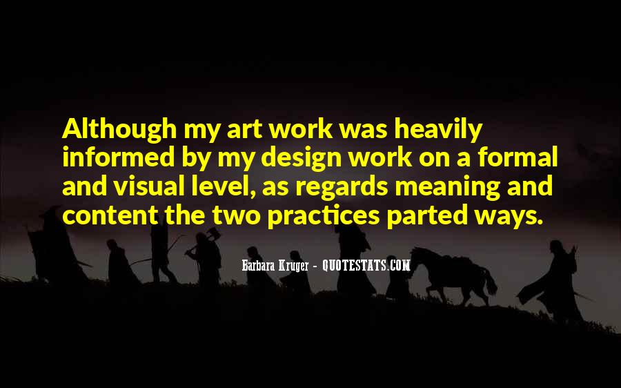 Design And Content Quotes #1436880