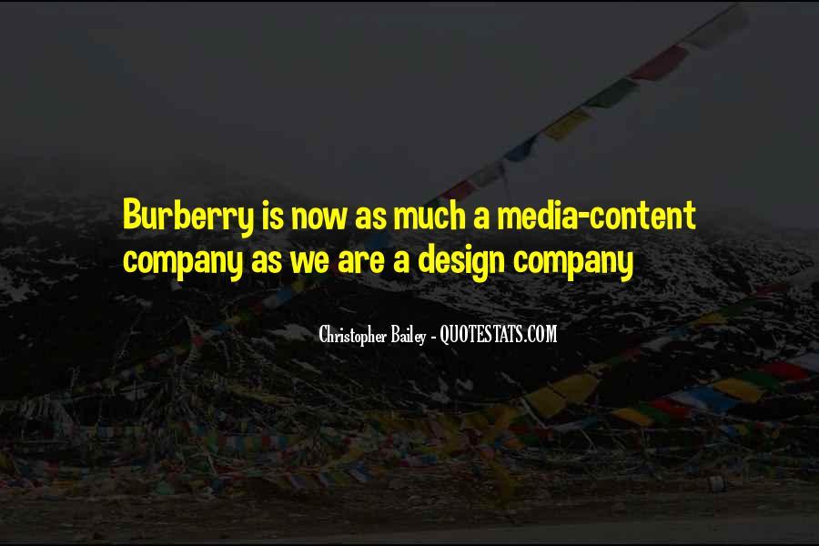 Design And Content Quotes #1548184