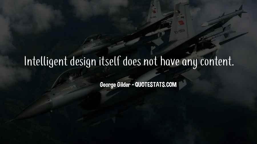 Design And Content Quotes #291707