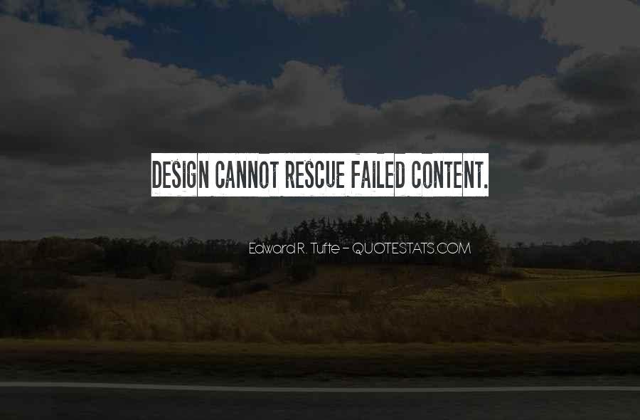 Design And Content Quotes #753381
