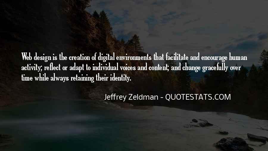Design And Content Quotes #785893