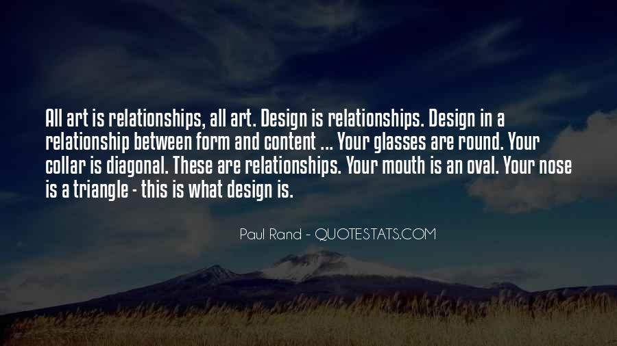 Design And Content Quotes #867867