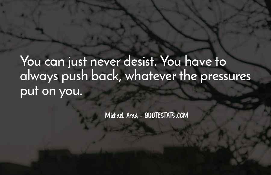 Desist Quotes #1476018