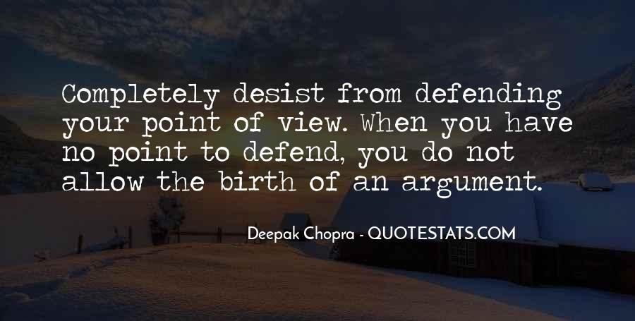 Desist Quotes #1699668
