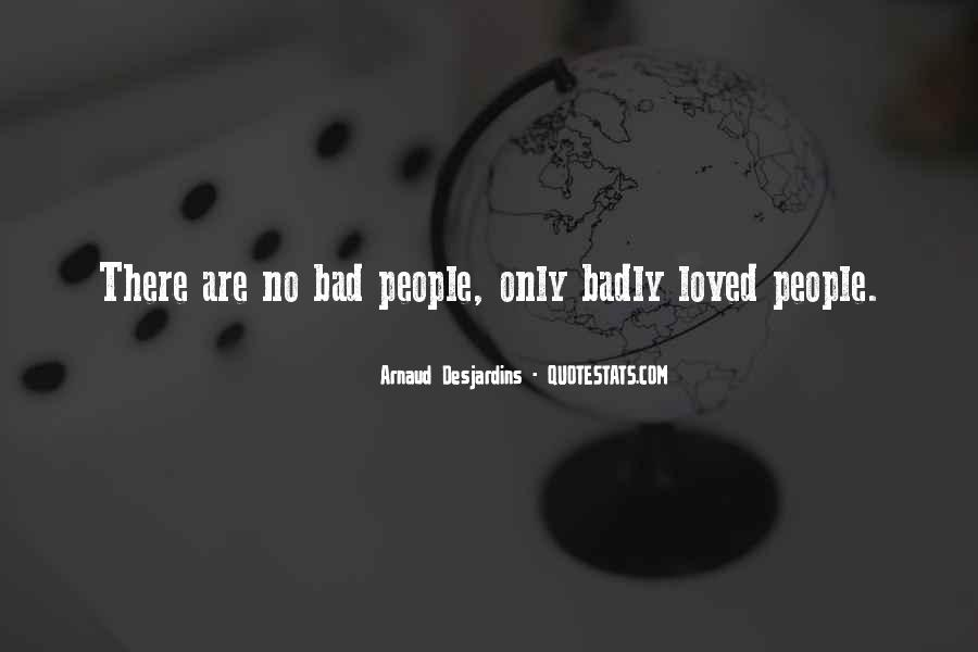 Desjardins Quotes #518464