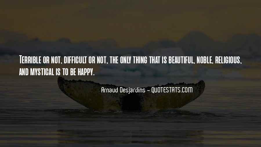 Desjardins Quotes #720156