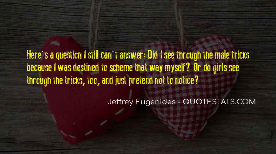Destined For Each Other Quotes #27969