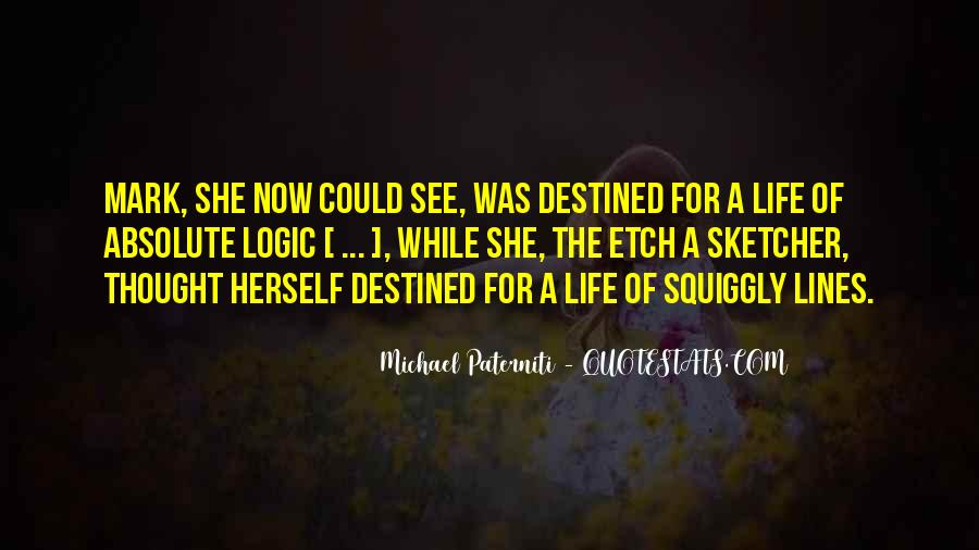Destined For Each Other Quotes #28421