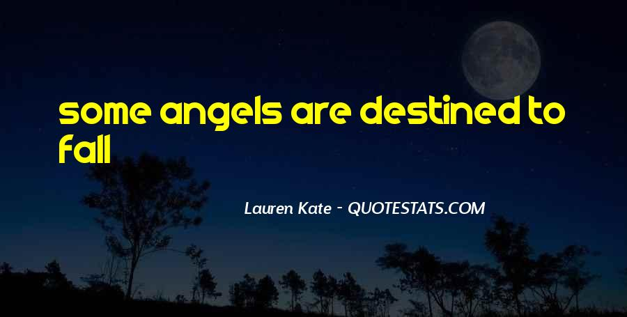 Destined For Each Other Quotes #39225