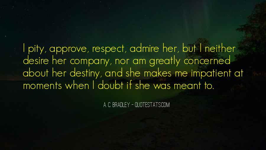 Destiny And Desire Quotes #1785303