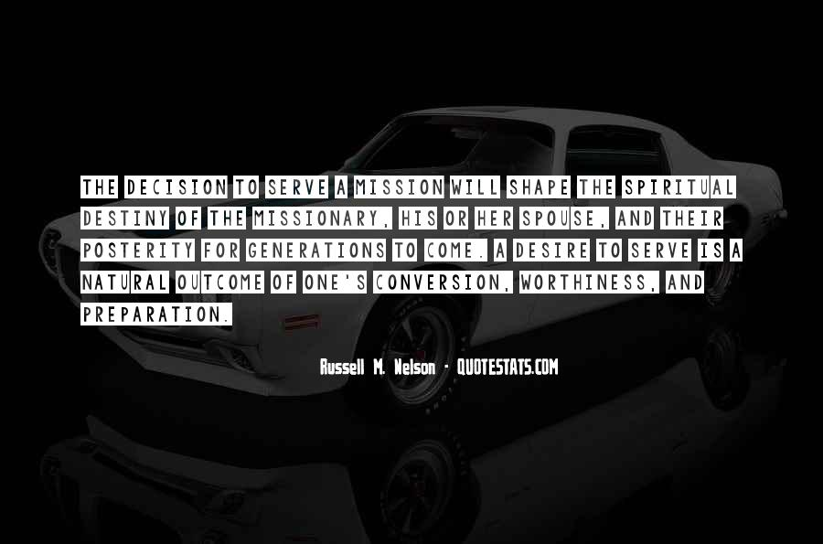 Destiny And Desire Quotes #312202