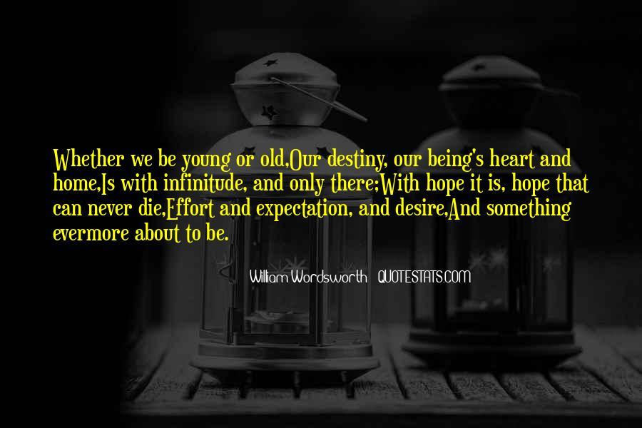 Destiny And Desire Quotes #369275