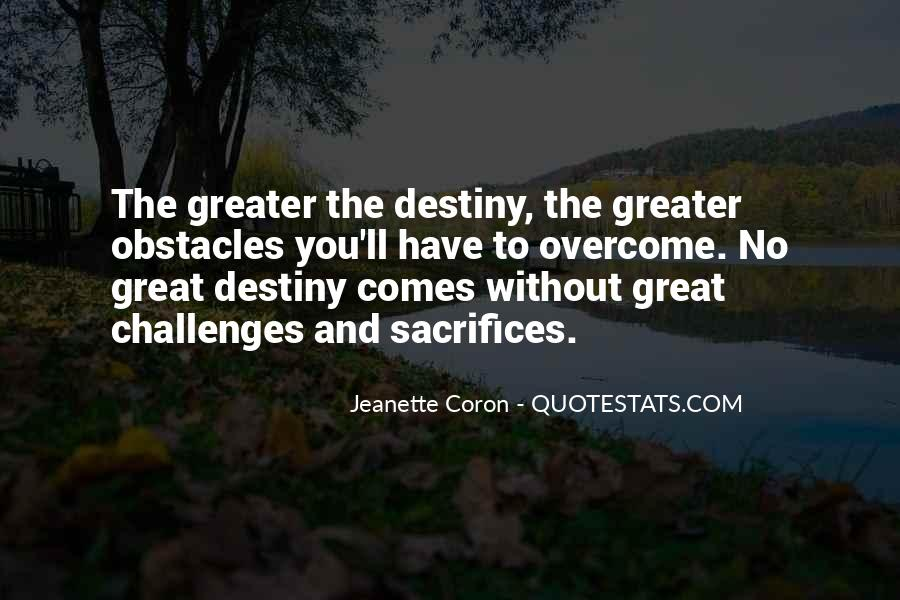 Destiny And Quotes #11239