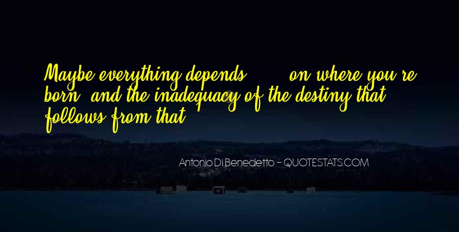 Destiny And Quotes #12524