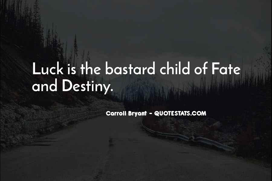 Destiny And Quotes #26317