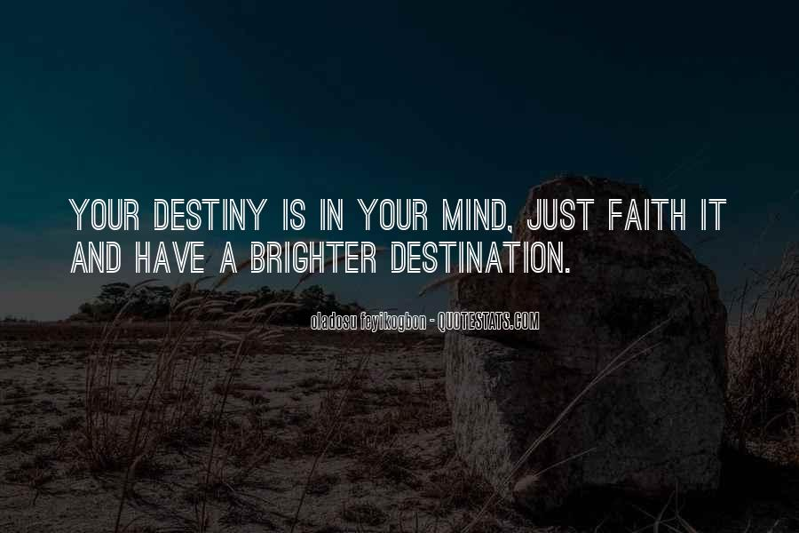 Destiny And Quotes #39509