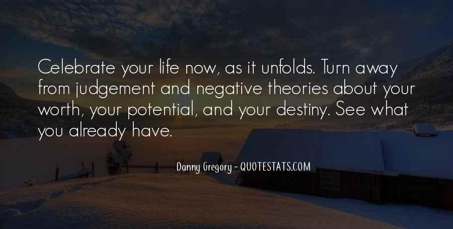 Destiny And Quotes #41621