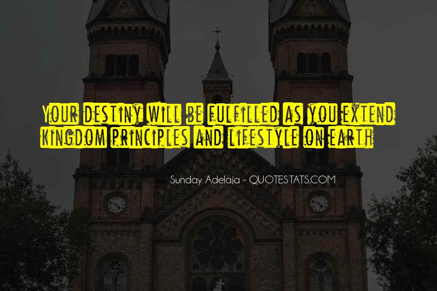 Destiny And Quotes #51370