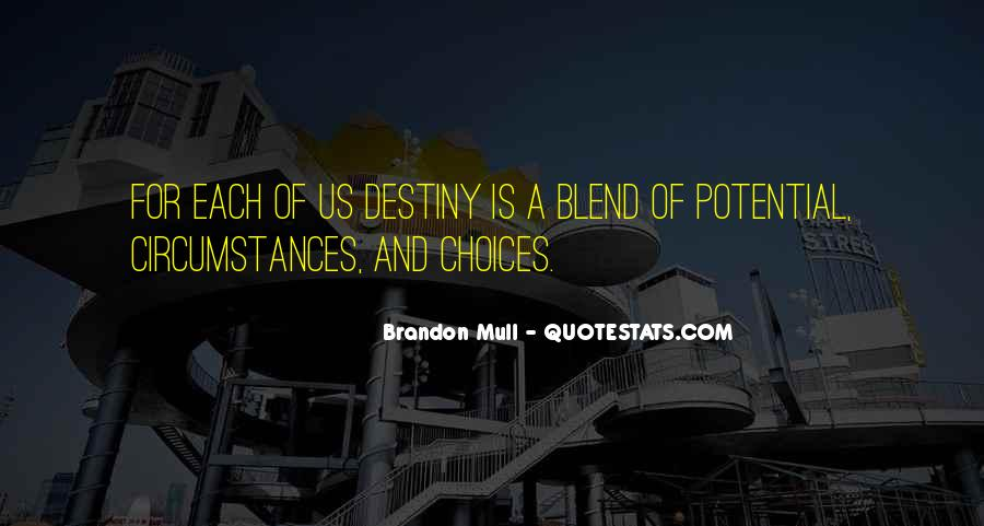 Destiny And Quotes #71626