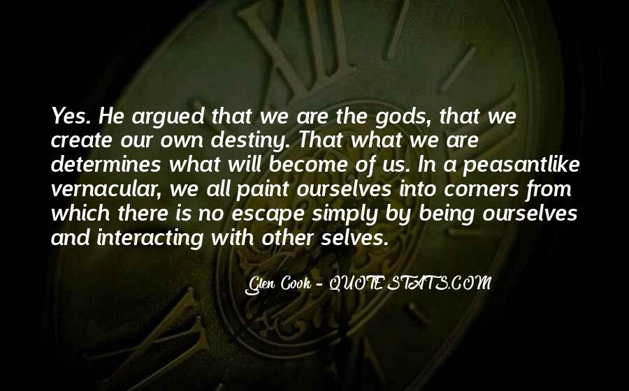 Destiny And Quotes #9427