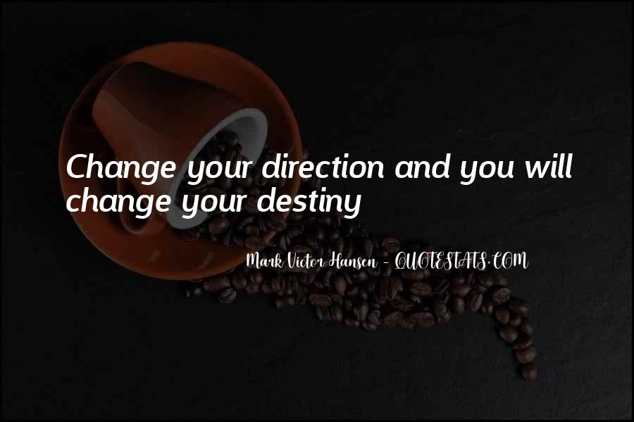 Destiny And Quotes #9959