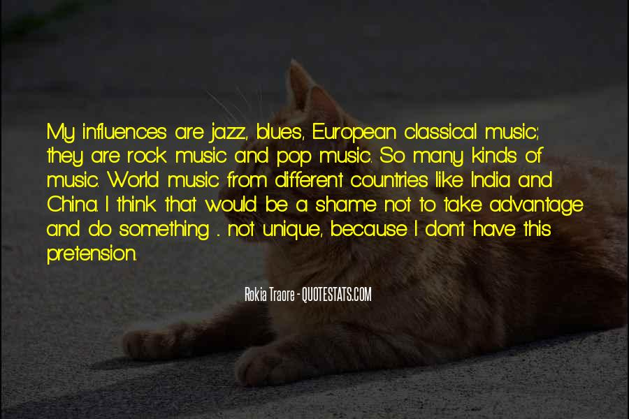 Quotes About Jazz Music #179908