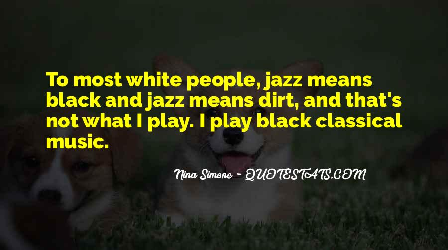 Quotes About Jazz Music #182934