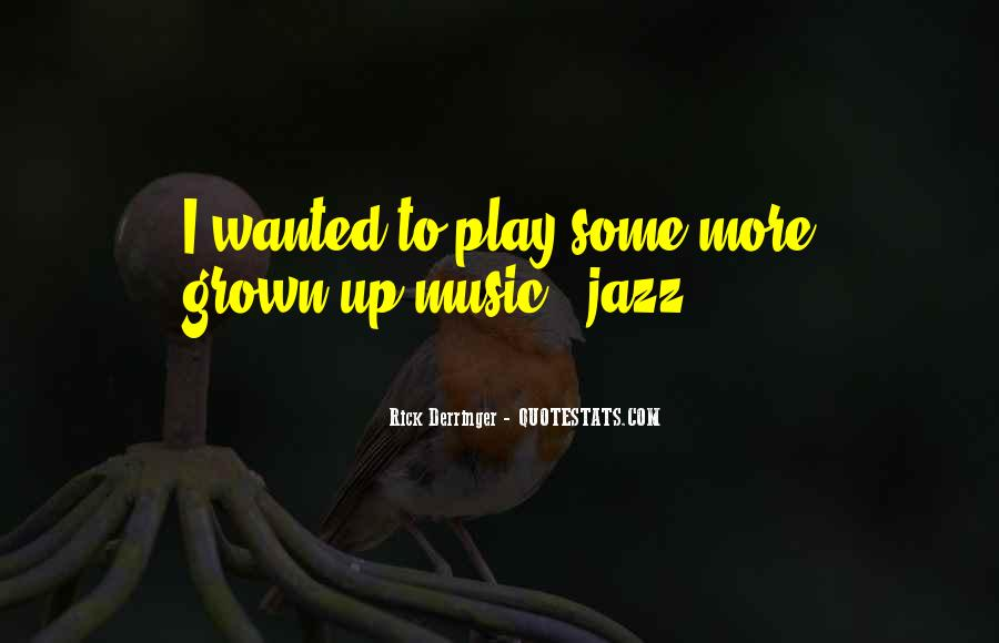 Quotes About Jazz Music #196048