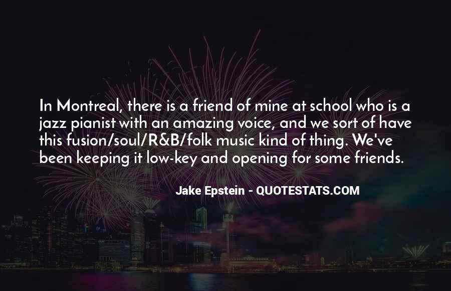 Quotes About Jazz Music #19751