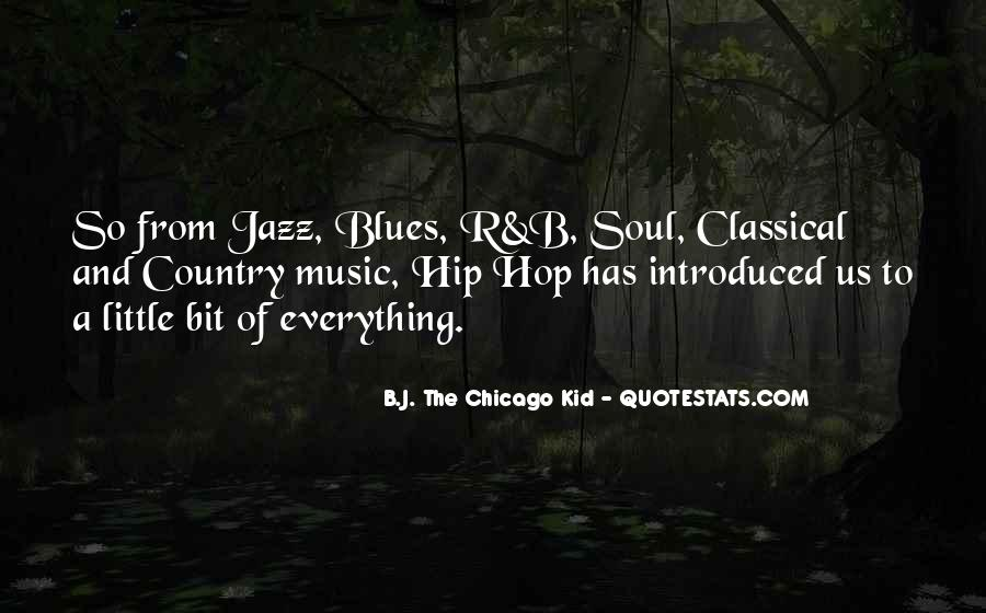 Quotes About Jazz Music #339907