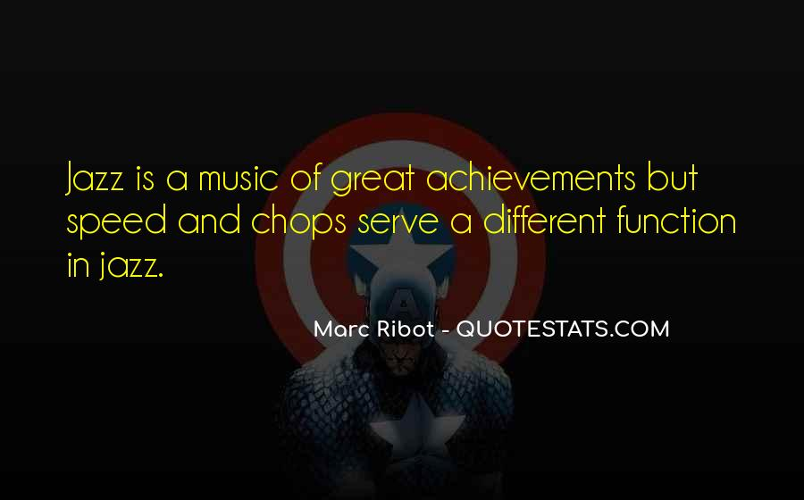 Quotes About Jazz Music #414094