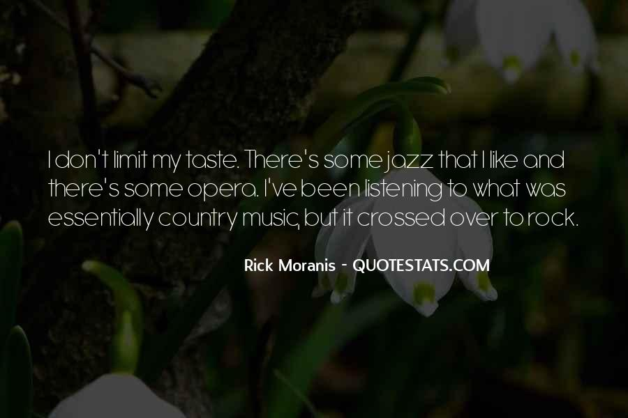 Quotes About Jazz Music #415851