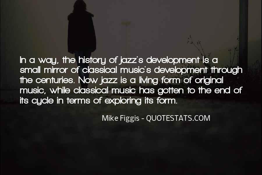 Quotes About Jazz Music #424617