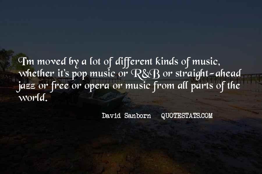 Quotes About Jazz Music #45015