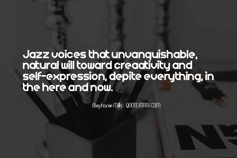 Quotes About Jazz Music #73023
