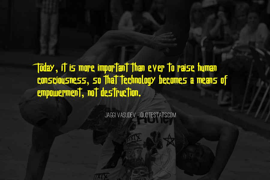 Destruction Love Quotes #1008774
