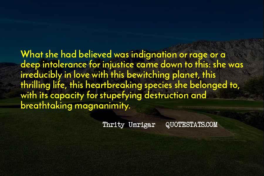 Destruction Love Quotes #1327688