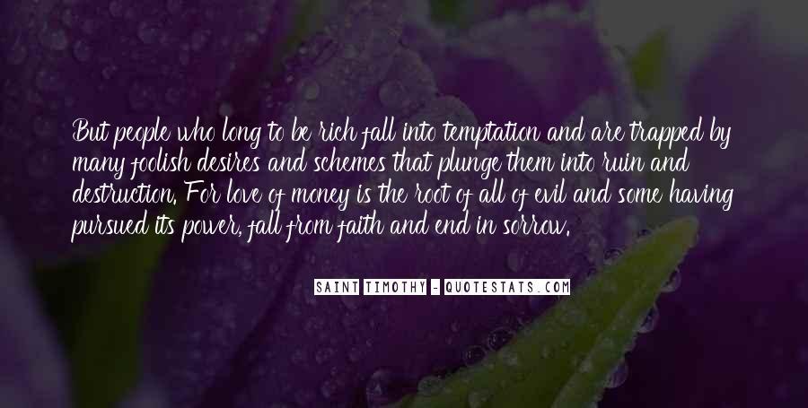 Destruction Love Quotes #1584209
