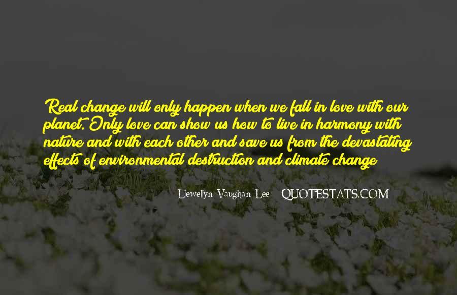 Destruction Love Quotes #507850