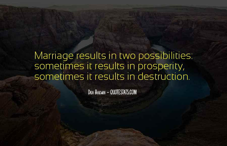 Destruction Love Quotes #544508