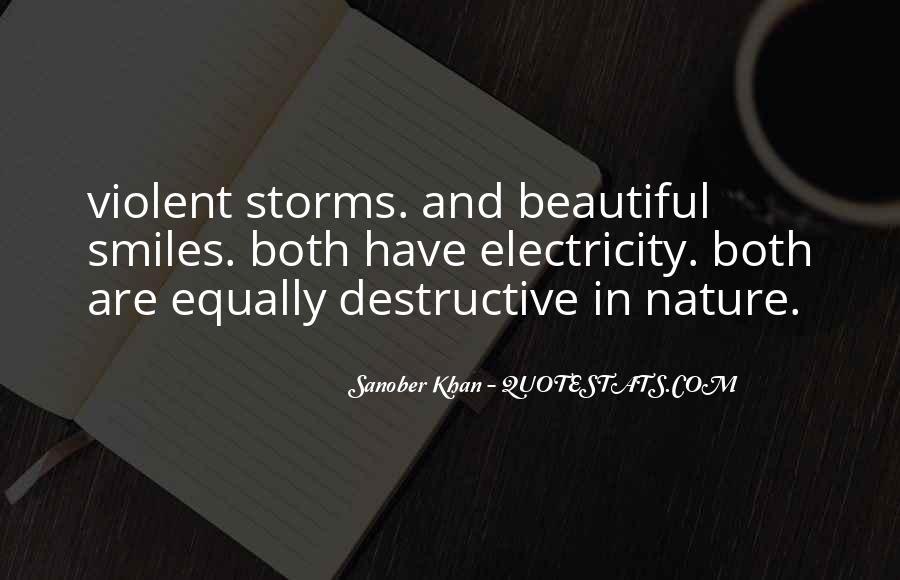 Destruction Love Quotes #595771