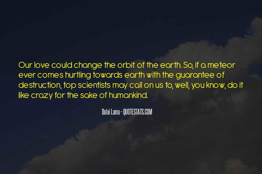 Destruction Love Quotes #813850