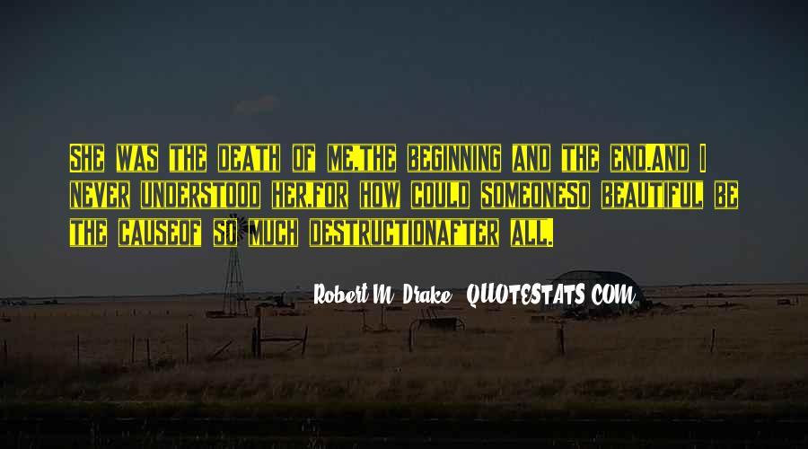 Destruction Love Quotes #901816