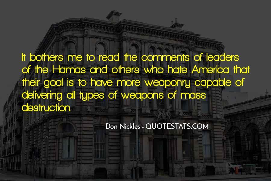 Destruction Of America Quotes #974575