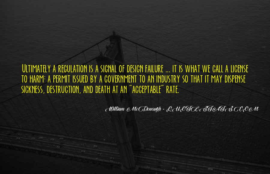Destruction Of The Environment Quotes #1565373