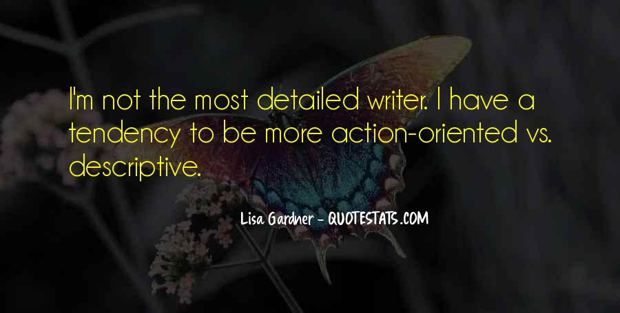 Detailed Oriented Quotes #685316
