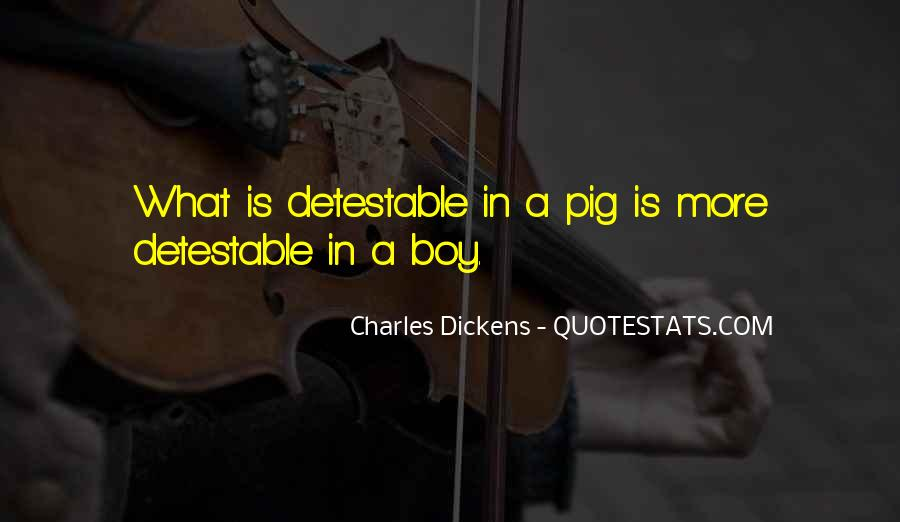 Detestable Quotes #1877420