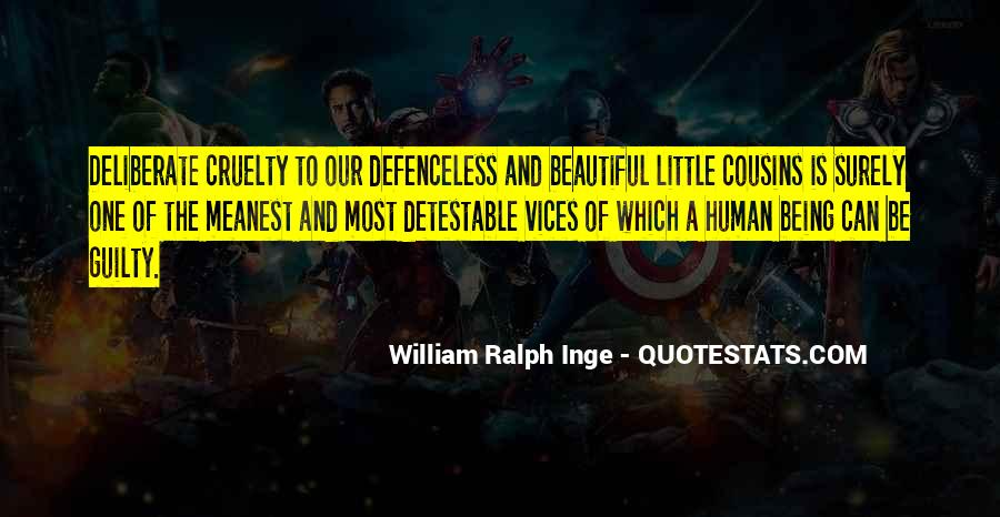 Detestable Quotes #280274
