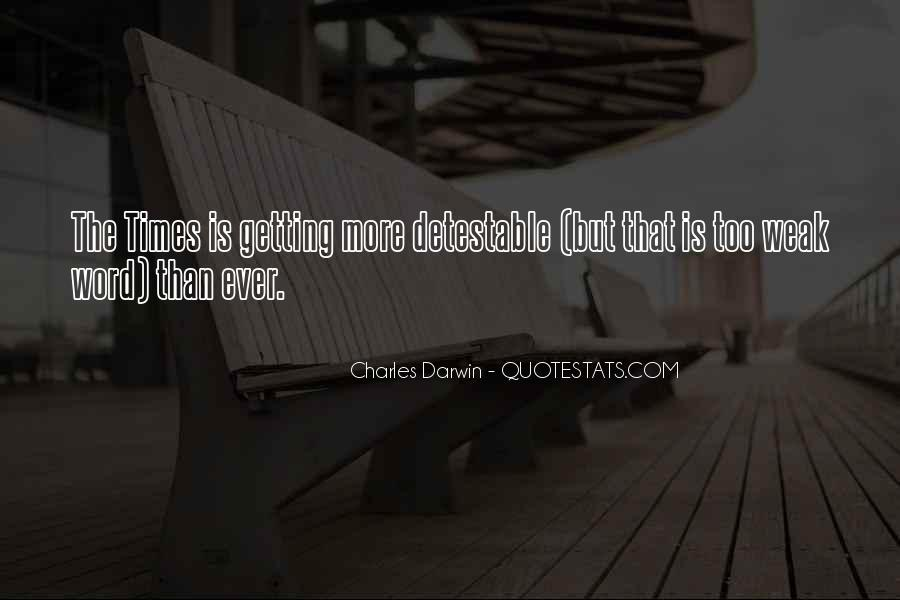 Detestable Quotes #804241
